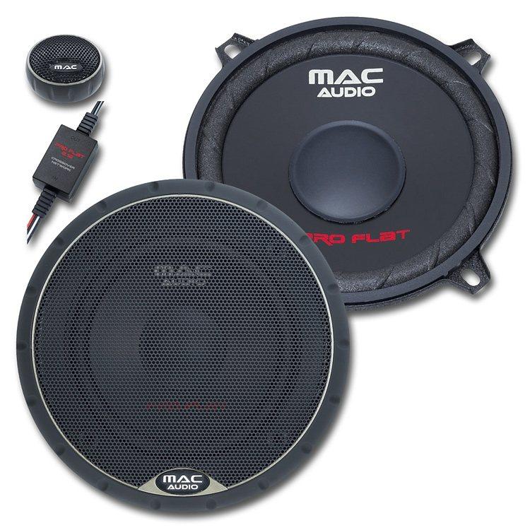Mac Audio Pro Flat 2.13, Autolautsprecher, 1 Paar
