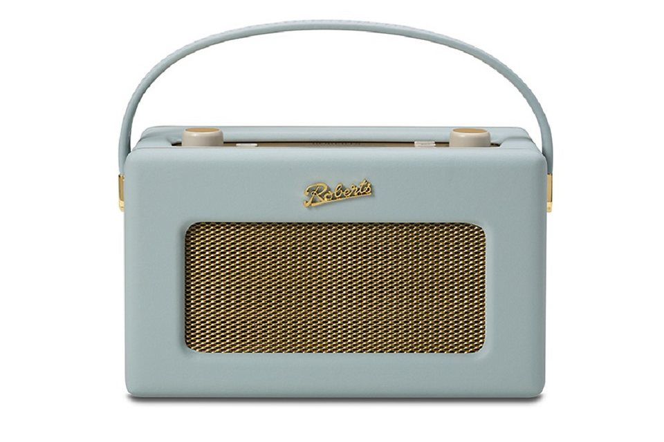 Roberts Radio Weltempfänger, Internetradio »Revival iStream2« in duck egg
