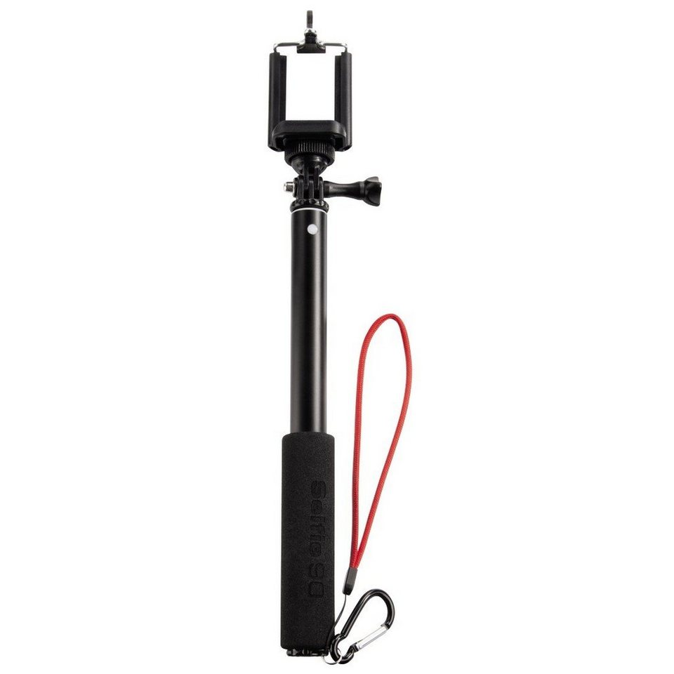hama selfie stick stab stange f r smartphones action cams digitalkameras oder go pro s online. Black Bedroom Furniture Sets. Home Design Ideas