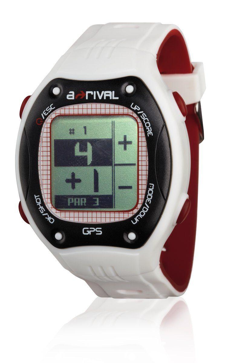 a-rival GPS Golfuhr »Qaddy«
