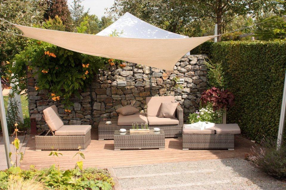 Terrassen Idee Mit Loungemöbel