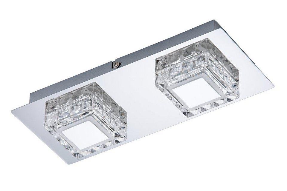 LED Deckenleuchte »Noble«, 5W in silberfarben