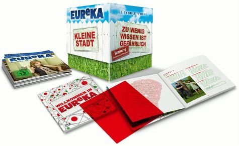 DVD »EUReKA - Die geheime Stadt, Die komplette...«