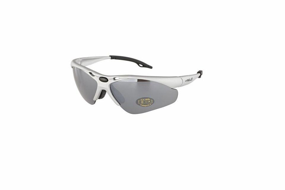 XLC Radsportbrille »Tahiti SG-C02 Sonnenbrille« in silber