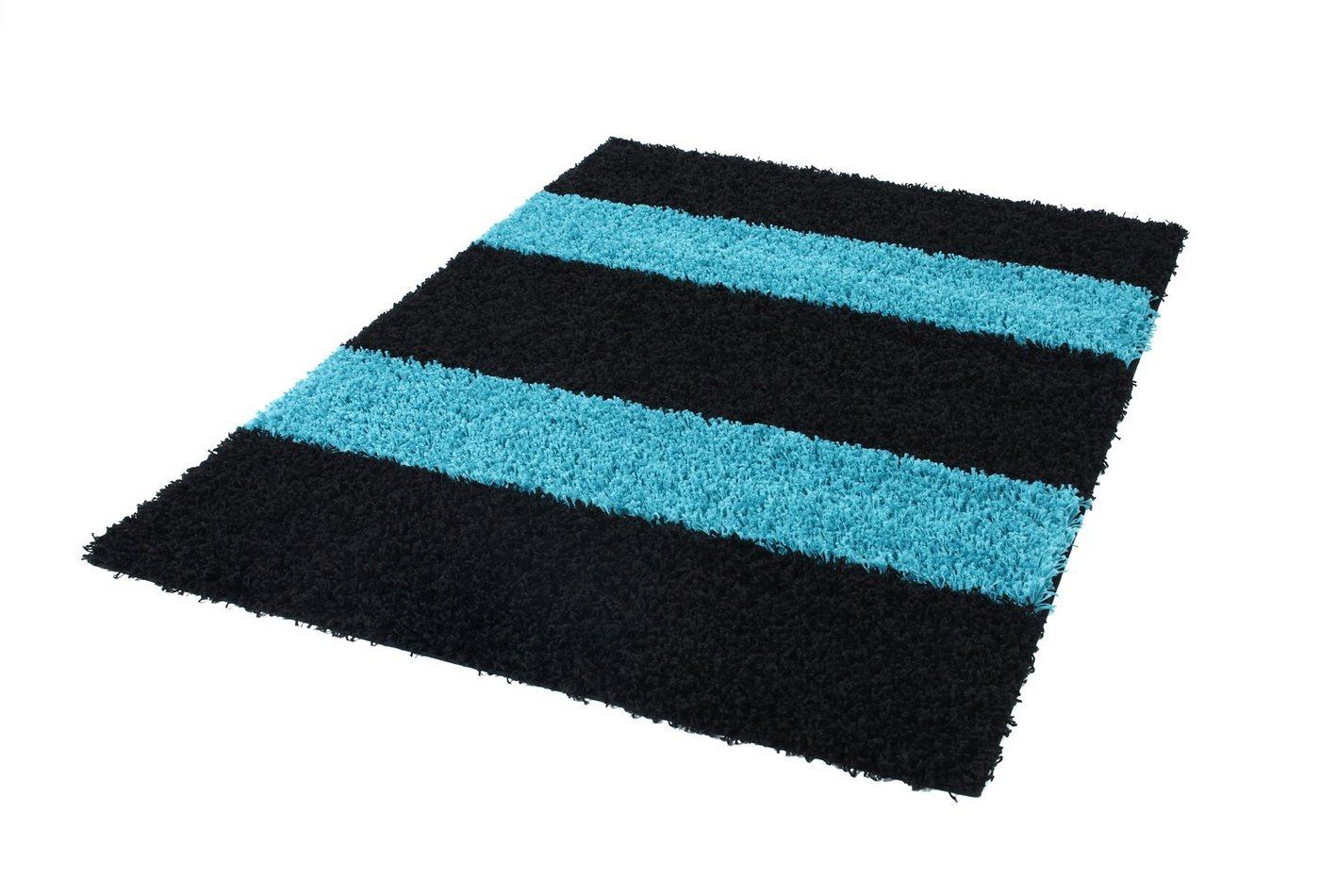teppich schwarz weiss hochflor preisvergleiche. Black Bedroom Furniture Sets. Home Design Ideas
