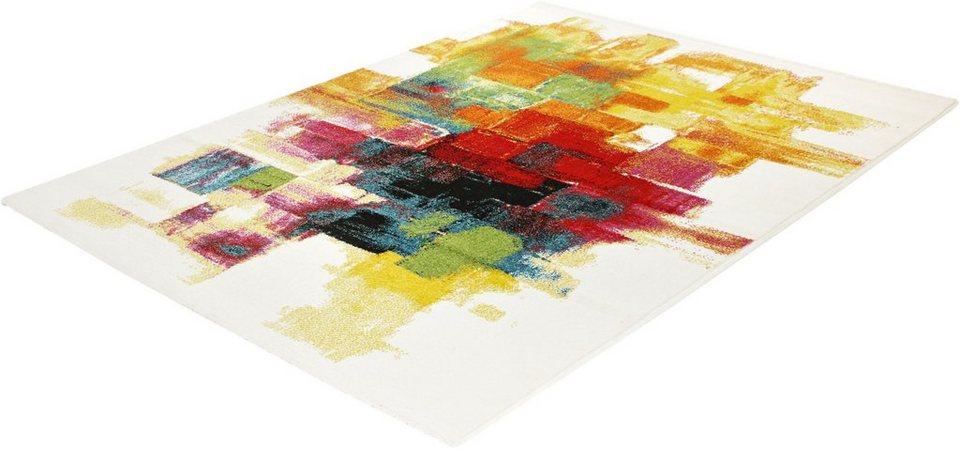 Teppich »PRIME 201«, Trend teppiche in ivory