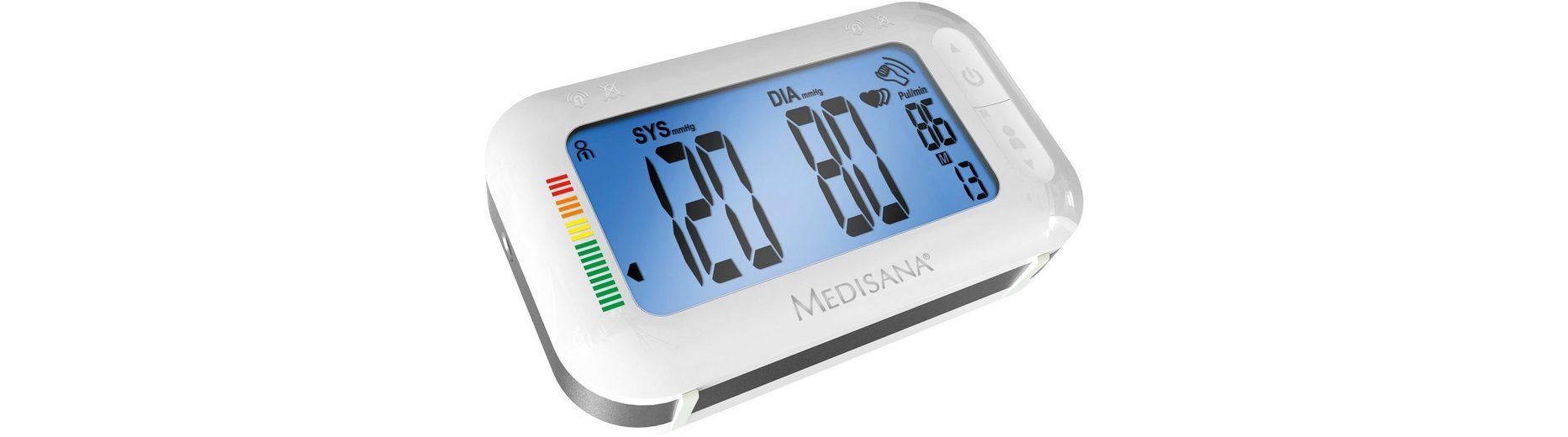 Medisana, Oberarm-Blutdruckmessgerät, M51296 BU 575 connect