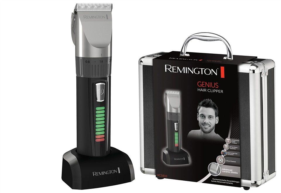 Remington, Haarschneider, »HC5810 – Genius«, Akku/Netz