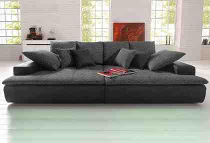 Big-Sofa, wahlweise in 2 Größen