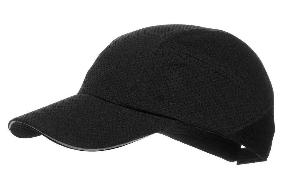 Craft Hut »Running Cap« in schwarz