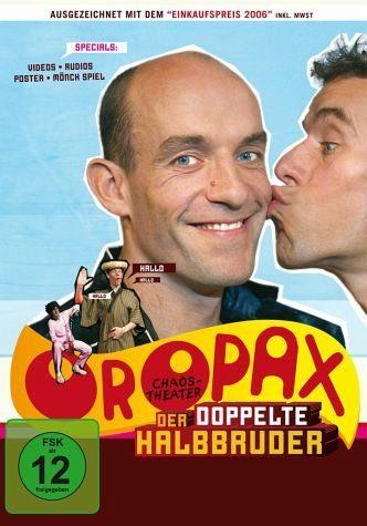 DVD »Chaostheater Oropax - Der doppelte Halbbruder«