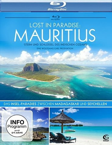 Blu-ray »Lost in Paradise: Mauritius«
