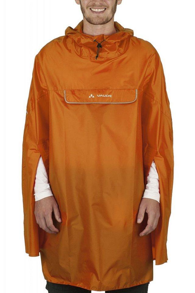 best website e9a7f ad20c OTTO | SALE Herren VAUDE Regenjacke Valdipino Poncho orange ...
