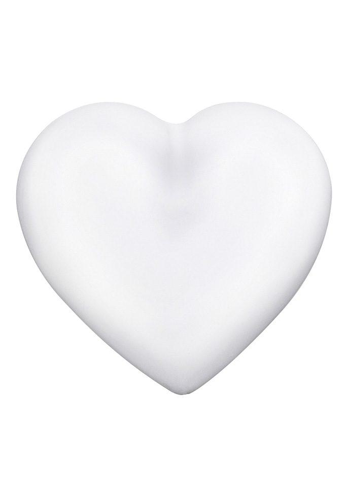 Engelsrufer Klangherz »With love, WEISS, ERS-01-HEART-L«