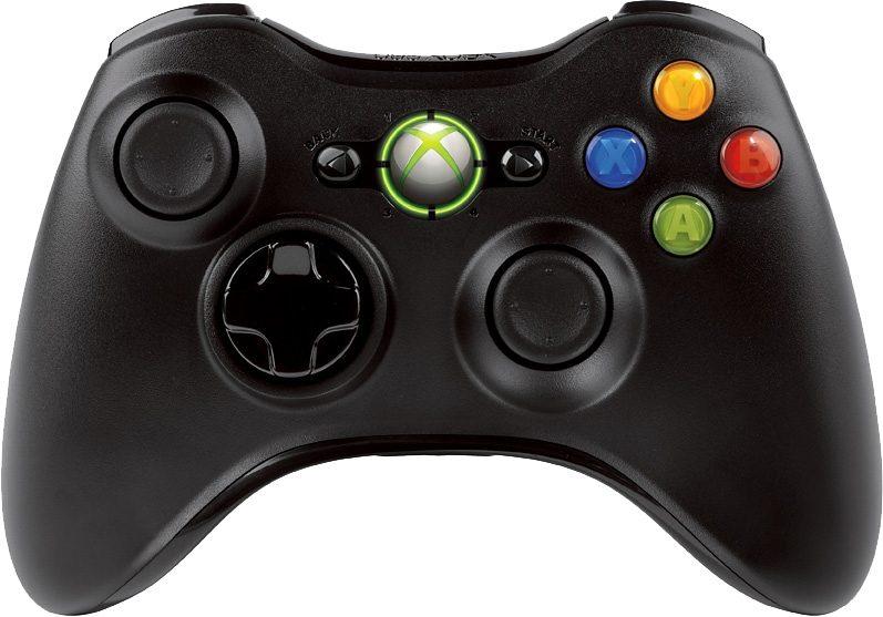 Xbox 360 Wireless Controller kabellos