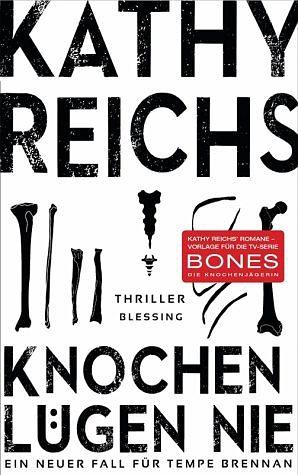 Gebundenes Buch »Knochen lügen nie / Tempe Brennan Bd.17«