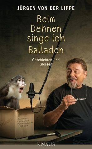 Gebundenes Buch »Beim Dehnen singe ich Balladen«