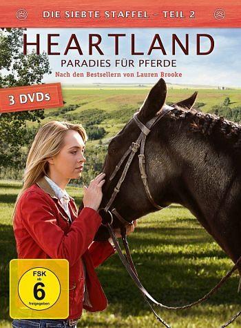 DVD »Heartland - Die siebte Staffel, Teil 1 (3 Discs)«
