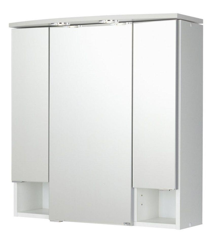 Spiegelschrank »Spring«, Breite 70 cm in weiß