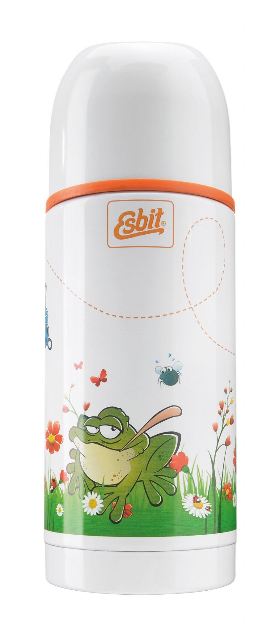 Esbit Trinkflasche »Isolierflasche Kids Frosch 350ml«