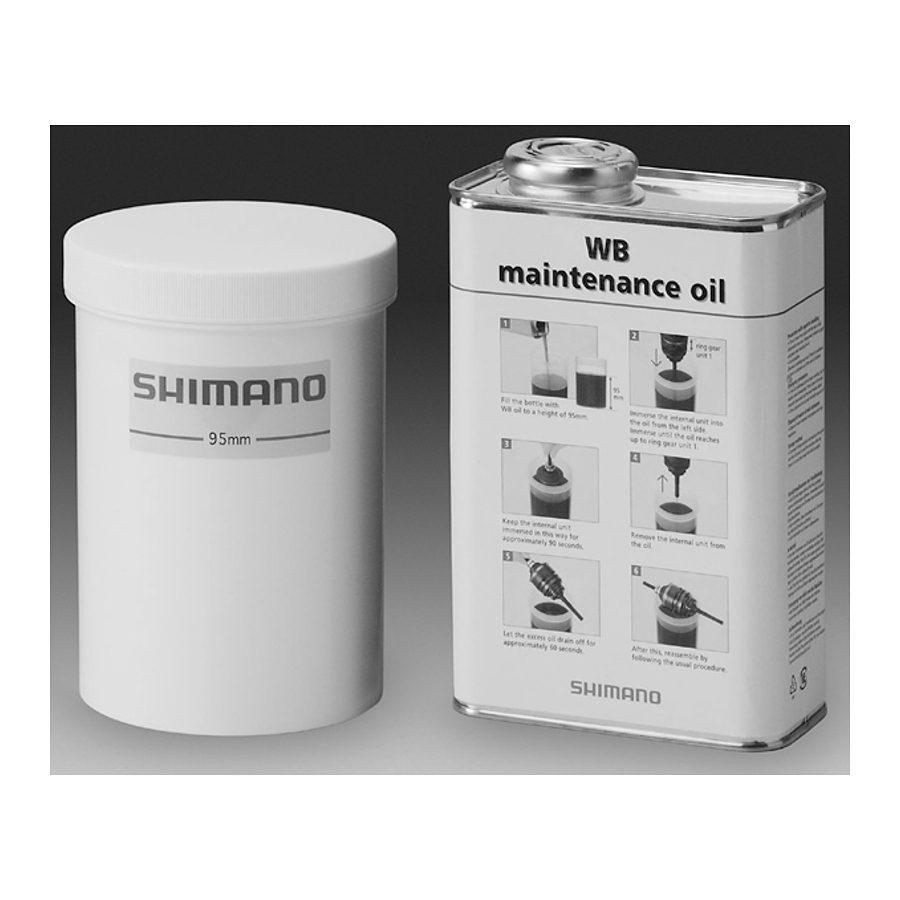 Shimano Werkzeug & Montage »Shimano Wartungs-Set für Getriebenaben«
