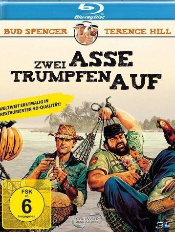 Blu-ray »Zwei Asse trumpfen auf«