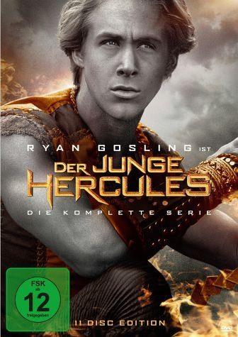 DVD »Der junge Hercules - Die komplette Serie (11...«