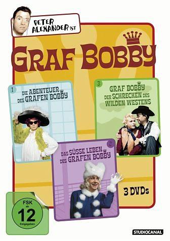 DVD »Graf Bobby Edition (3 Discs)«
