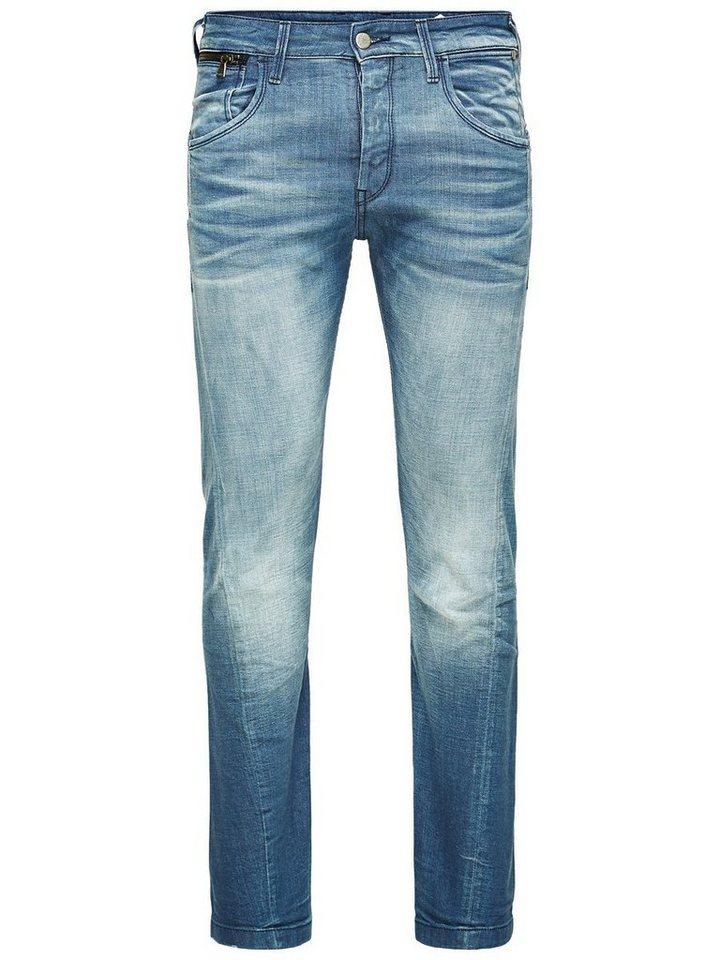 Jack & Jones Nick Lab BL 421 Regular fit Jeans in Blue Denim