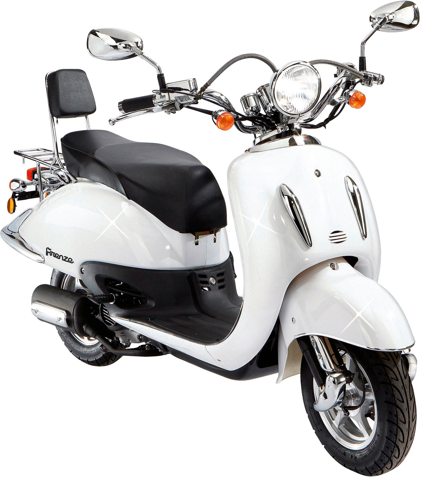 Motorroller »Retro Firenze«, 50 ccm, 45 km/h