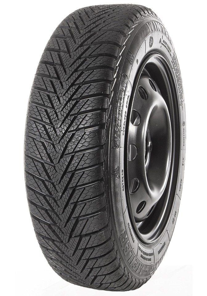 Winterreifen »Runderneuert WT 81, 185mm« in schwarz