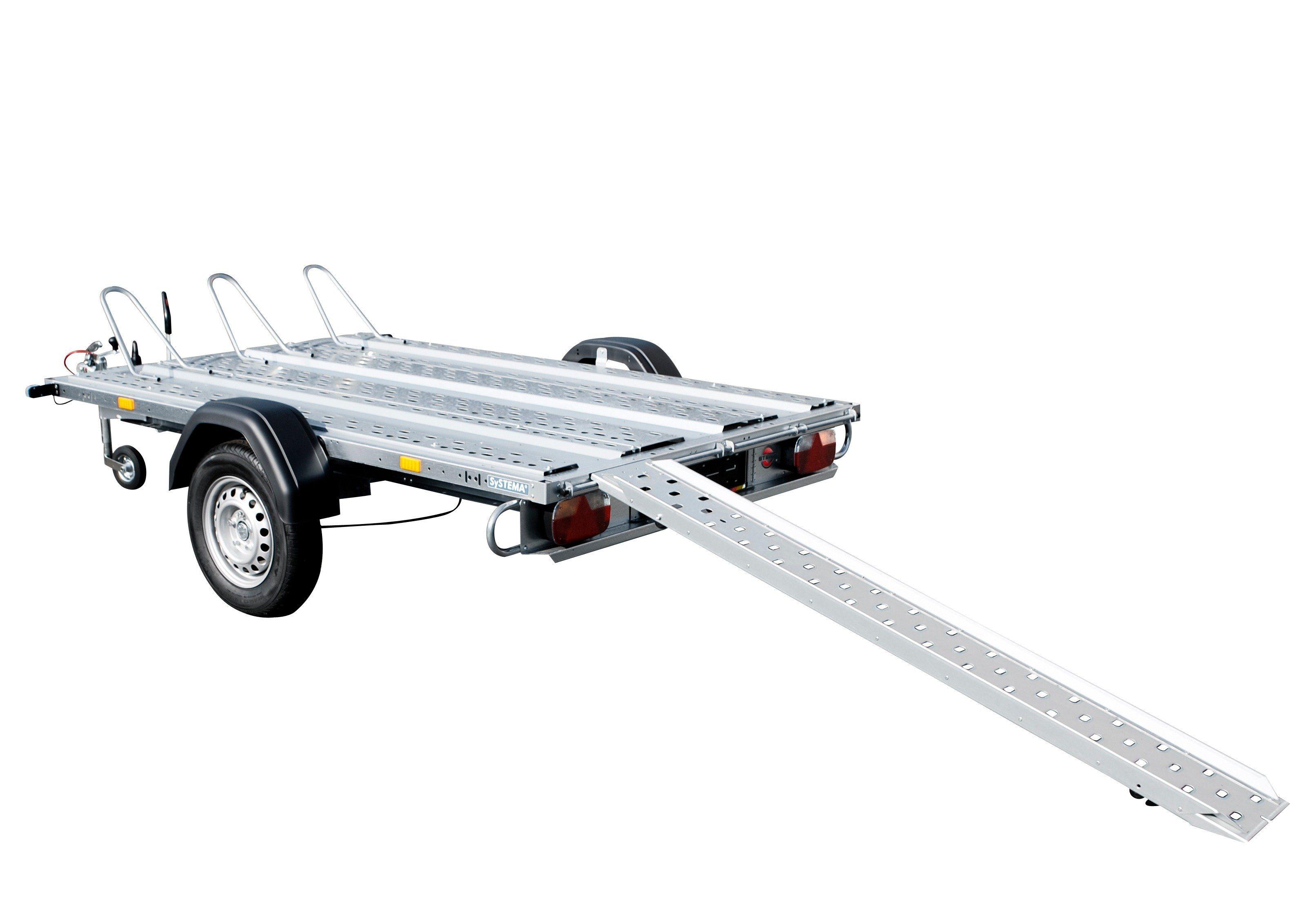 Stema PKW-Anhänger »Motorradanhänger »STM 1000-21-15.1«