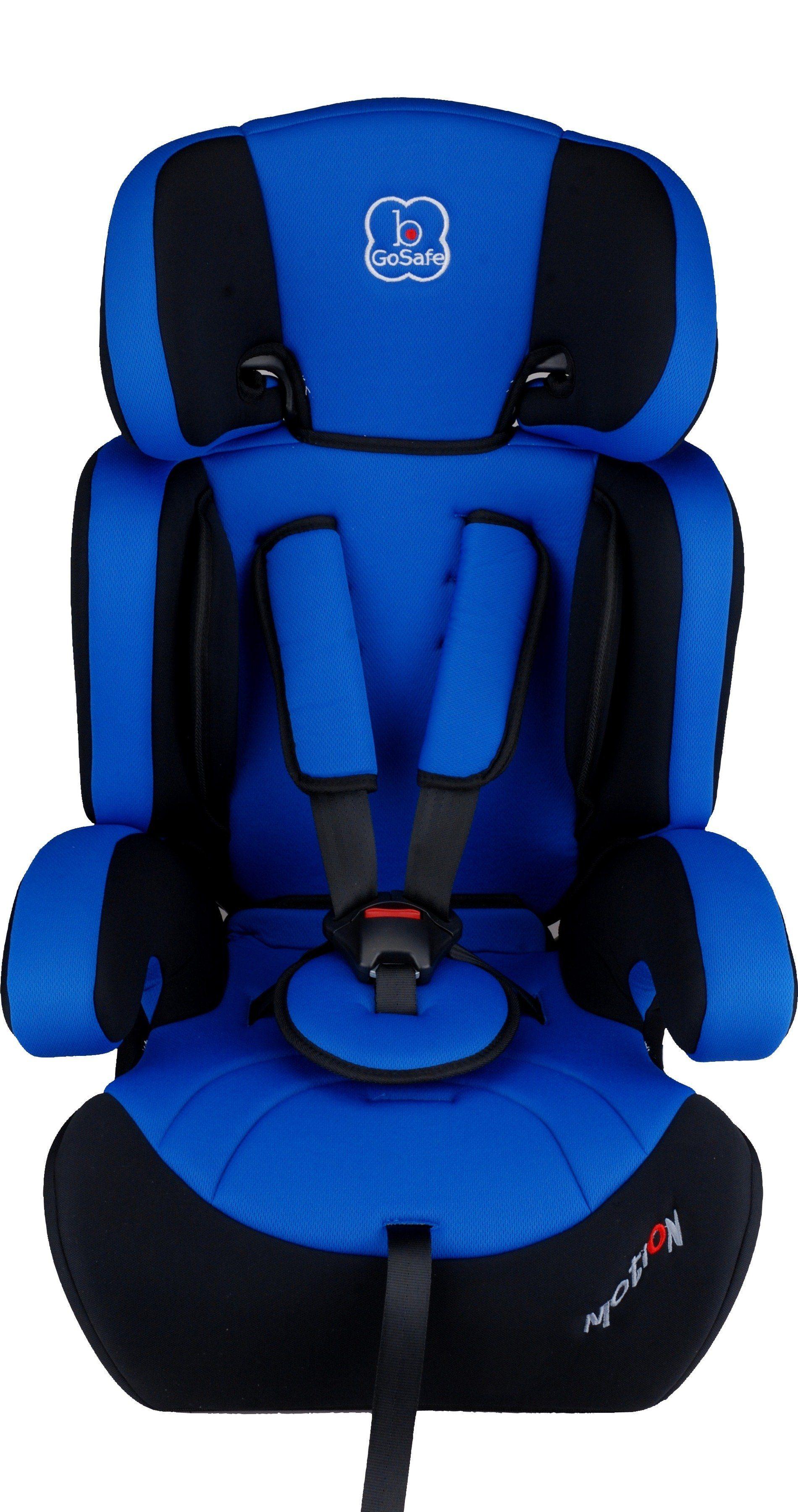 Kindersitz »Motion«, 9 - 36 kg, Energie-absorbierende Kopfpolsterung