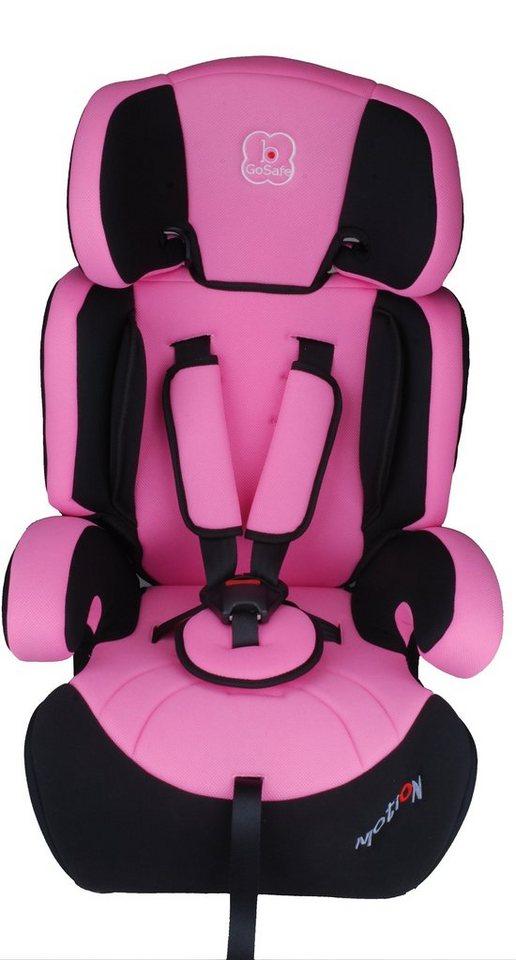 Babygo Kindersitz »Motion« in rosa