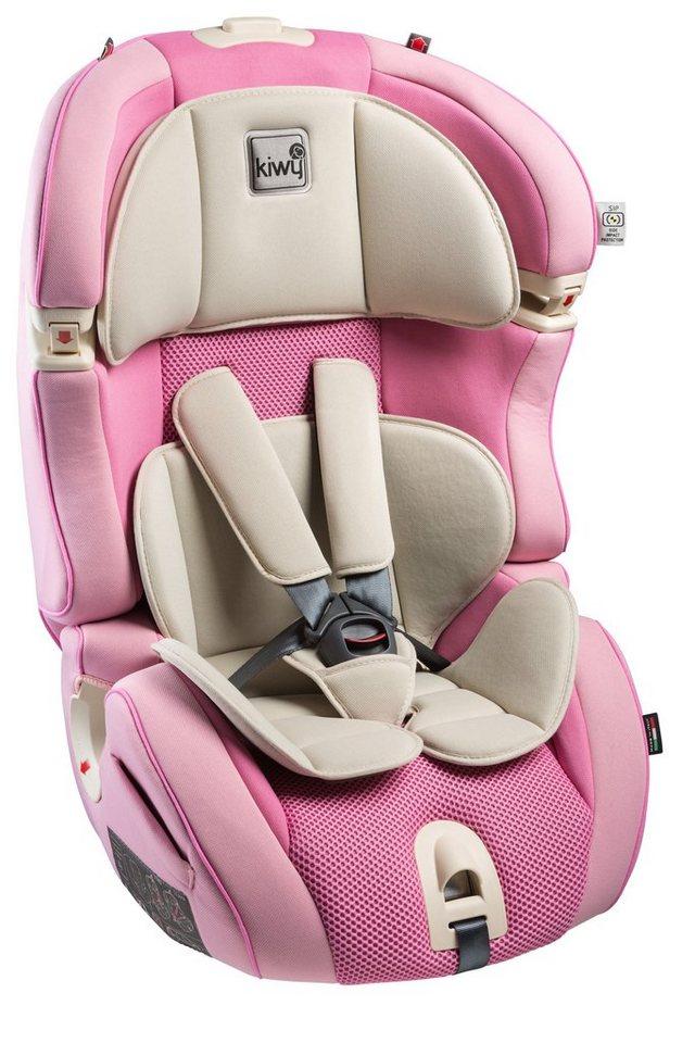 Kindersitz »SL123 Universal«, 10 - 36 kg, mit Sitzverkleinerung in rosa