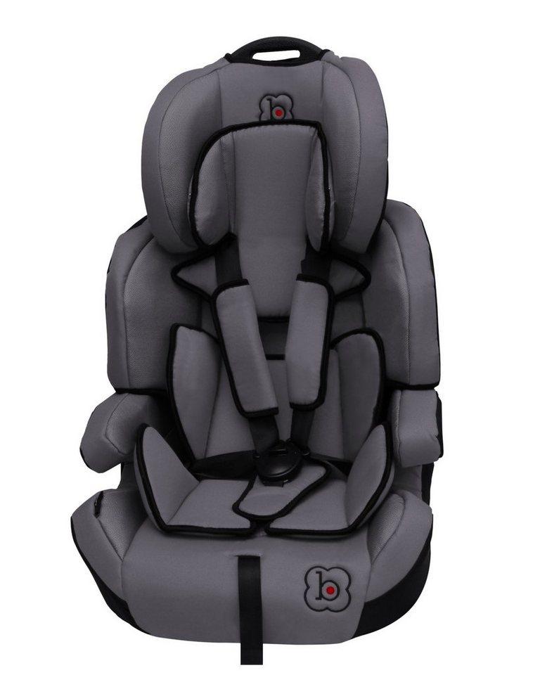 Kindersitz »GoSafe«, 9 - 36 kg, mit Sitzverkleinerung in grau