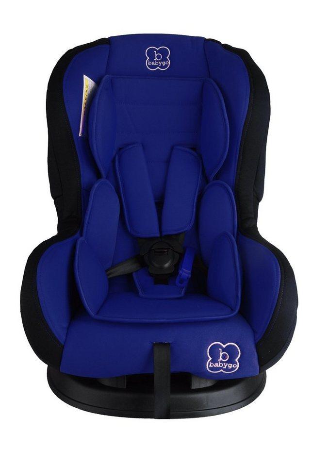 Kindersitz »Tojo«, 9 - 18 kg, mit Liegefunktion in blau