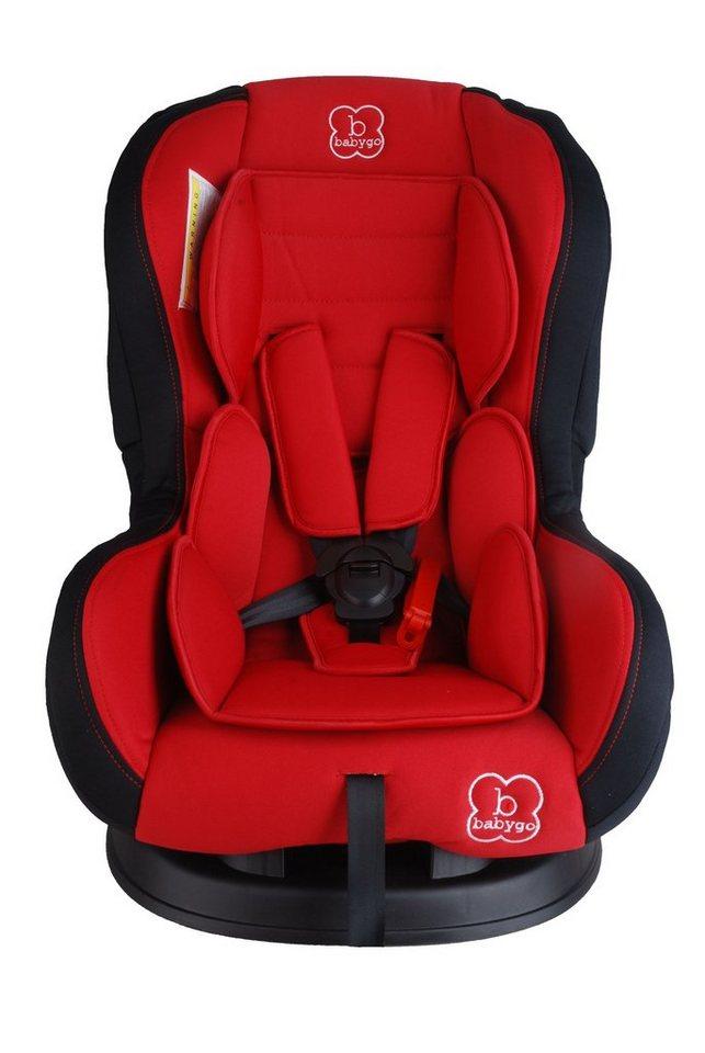 Babygo Kindersitz »Tojo« in rot