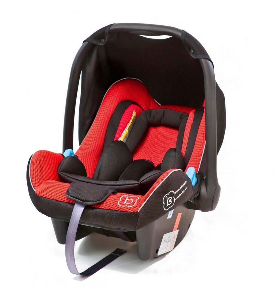 Babyschale »Travel XP«, 0 - 13 kg, mit Wippfunktion in rot