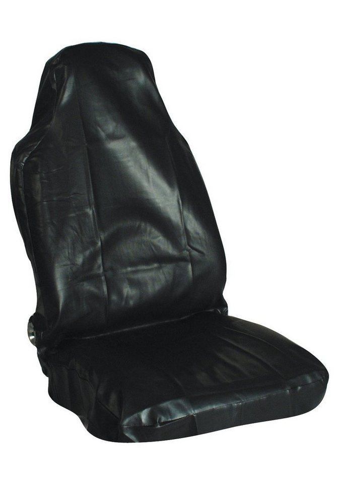 Autositzbezug / Schonbezug in schwarz