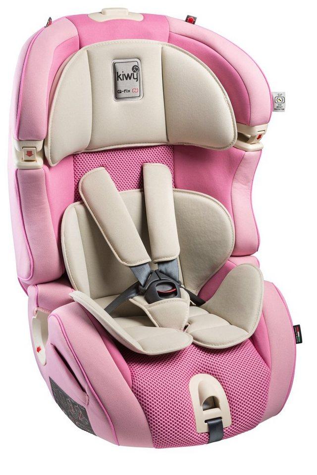 Kindersitz »SLF123«, 9 - 36 kg, mit Isofix in rosa