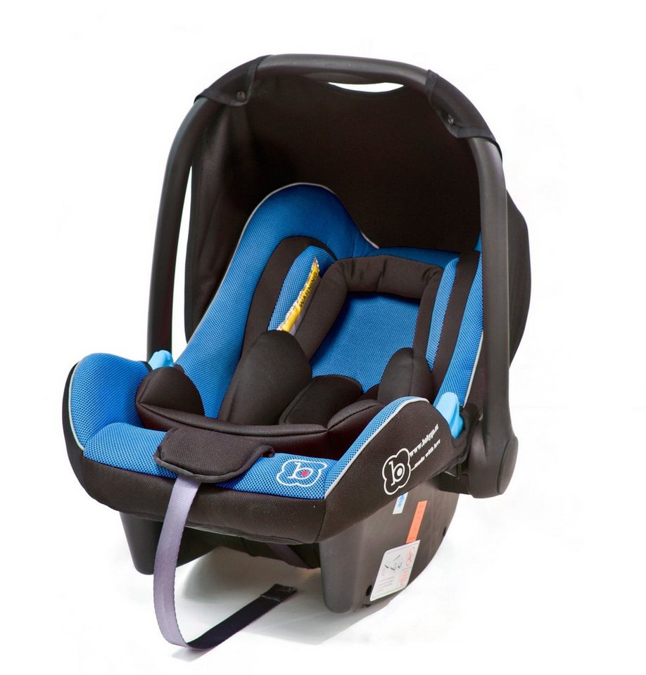 Babygo Babyschale »Travel XP«, 0 - 13 kg, mit Wippfunktion in blau