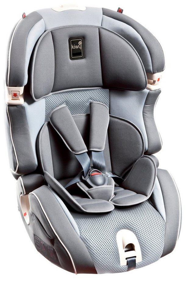 Kindersitz »SL123 Universal«, 9 - 36 kg, mit Sitzverkleinerung in grau