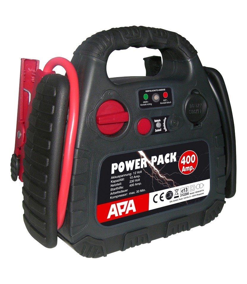 Batterieladegerät »Power Pack« in schwarz