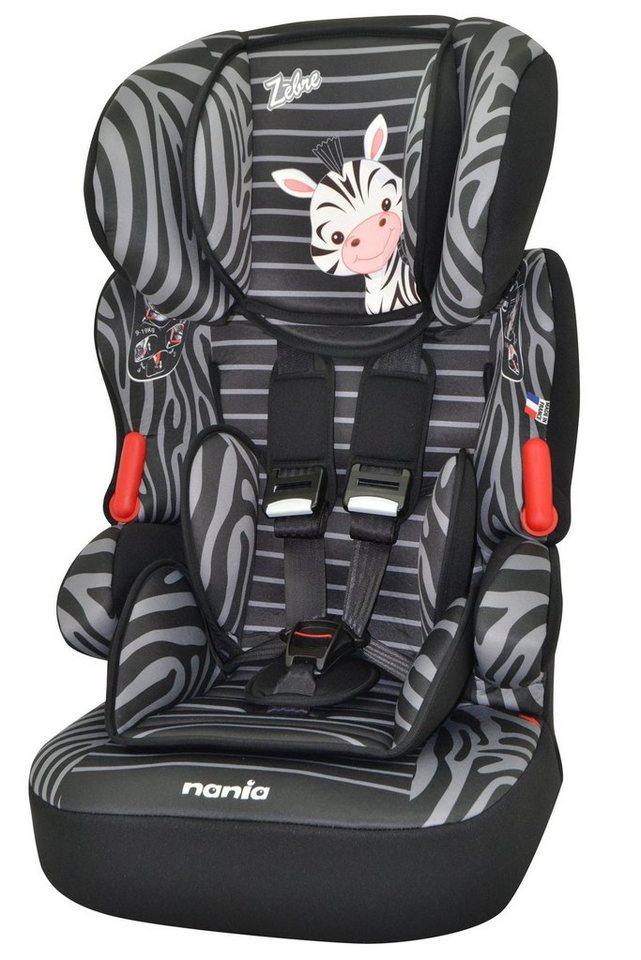 Kindersitz »BeLine SP Luxe Zebra« in schwarz