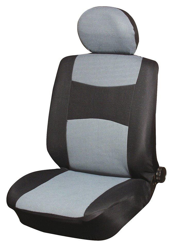 Set: Autositzbezug »Sylt« in grau