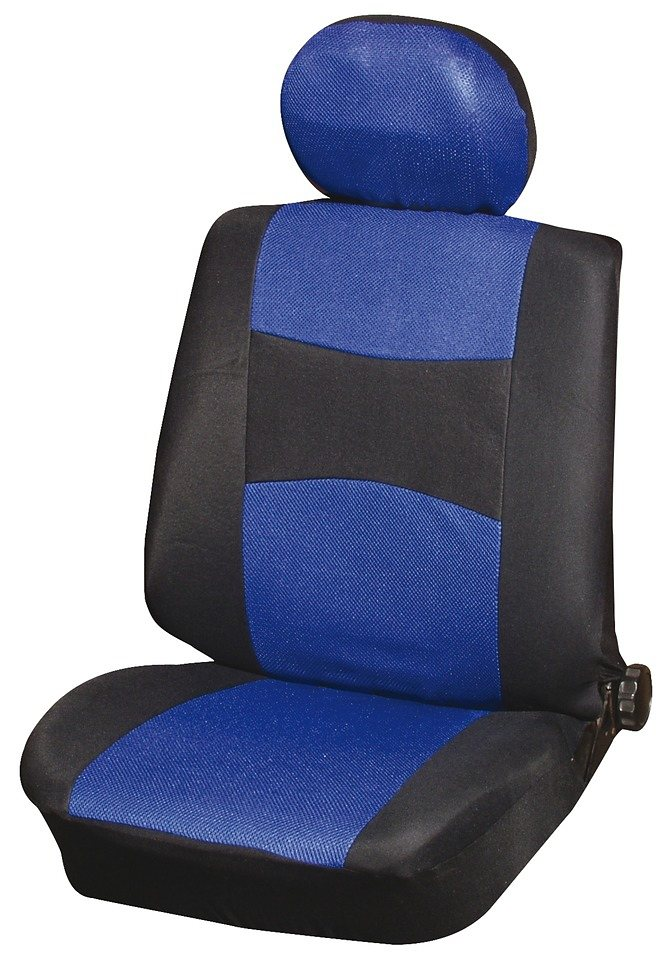 Set: Autositzbezug »Sylt« in blau