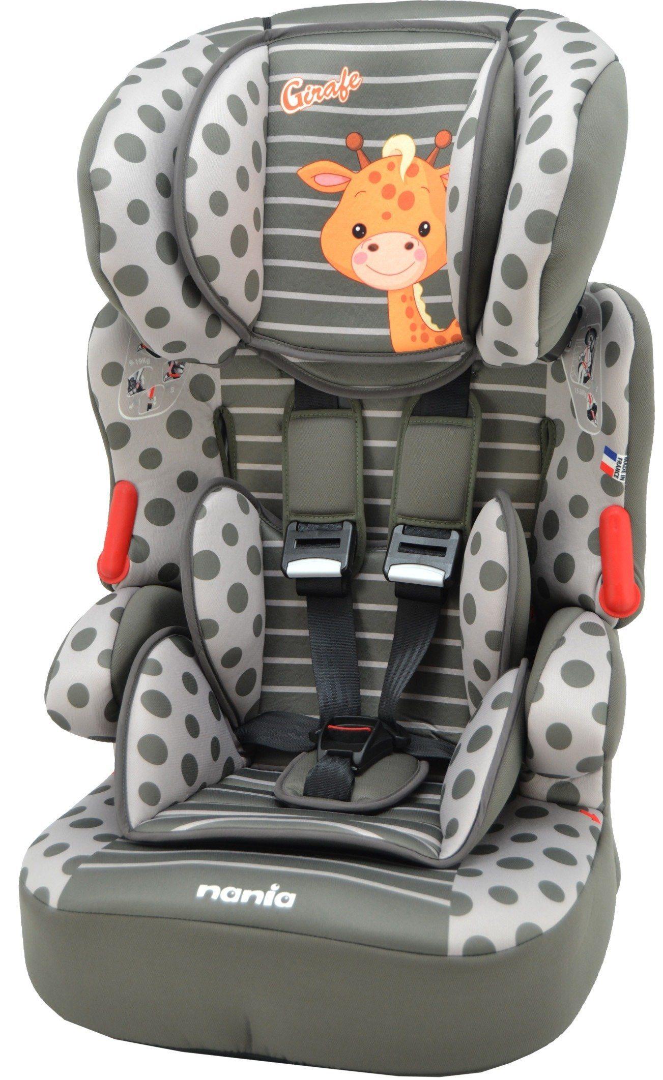 OSANN Kindersitz »Beline SP Luxe Giraffe«, 9 - 36 kg