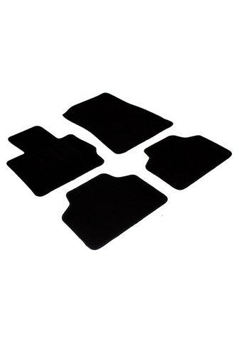 WALSER Automobilių kilimėliai »BMW (4 tlg.)«