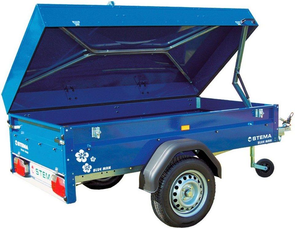 PKW-Anhänger »Blue Man 750, verschließbar«